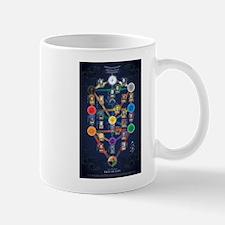 Tree for journal Mugs