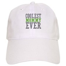 Coolest Mommy Baseball Cap