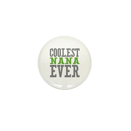 Coolest Nana Mini Button (10 pack)