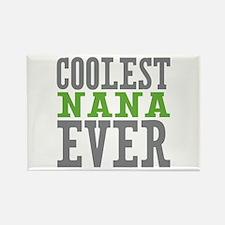 Coolest Nana Rectangle Magnet (10 pack)
