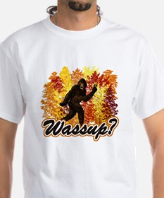 Whats Up Bigfoot Sasquatch Shirt
