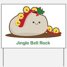 Jingle Bell Rock Yard Sign