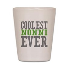 Coolest Nonni Shot Glass