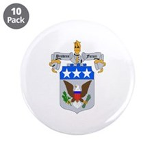 """DUI - Army War College 3.5"""" Button (10 pack)"""