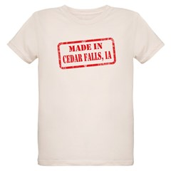 MADE IN CEDAR FALLS, IA T-Shirt