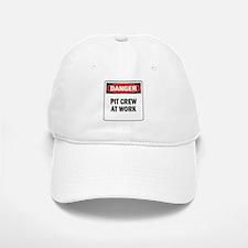 Pit Crew Baseball Baseball Cap