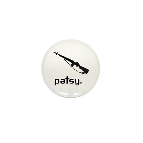 Patsy Mini Button (100 pack)