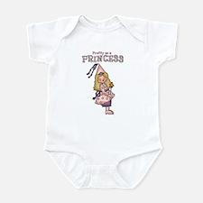 Pretty As A Princess 2 Infant Creeper