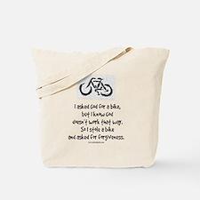 Forgiveness... Tote Bag
