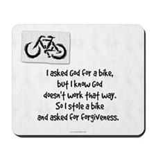 Forgiveness... Mousepad