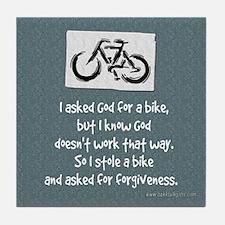 Forgiveness... Tile Coaster