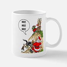 Santa's Gone Hawking Mug