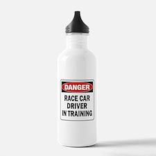 Race Driver Water Bottle
