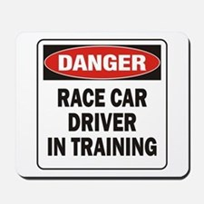 Race Driver Mousepad