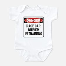 Race Driver Infant Bodysuit