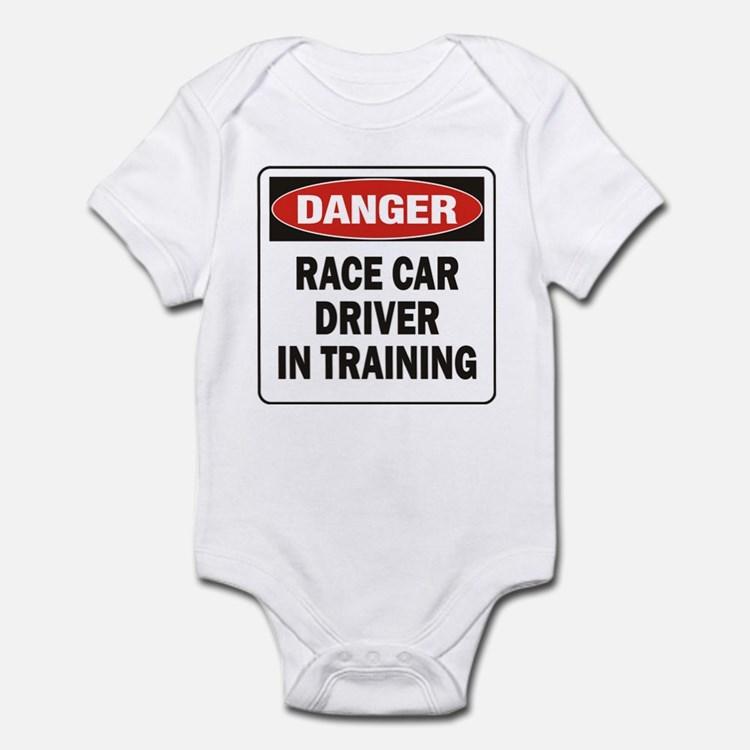Race Driver Infant Bodysuit