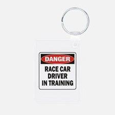Race Driver Keychains