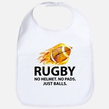 Rugby Just Balls Bib