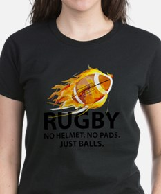 Rugby Just Balls Tee