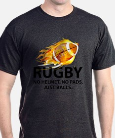 Rugby Just Balls T-Shirt