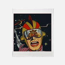 $59.99 Nerdist SpaceMan Throw Blanket