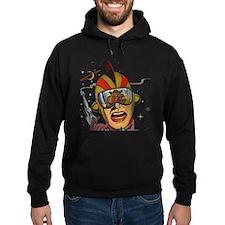 $49.99 Nerdist SpaceMan Dark Hoodie