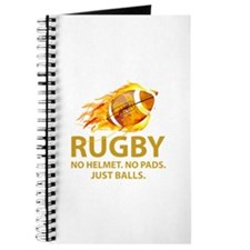 Rugby Just Balls Journal