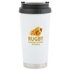 Rugby Just Balls Travel Mug