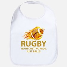 Rugby Just Balls Bib
