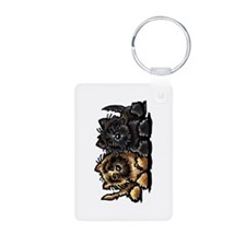 Cairn Terriers Keychains