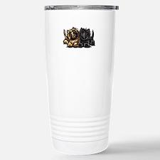 Cairn Terriers Stainless Steel Travel Mug