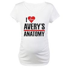 I Heart Avery's Anatomy Shirt