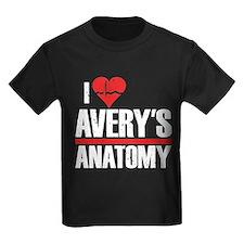 I Heart Avery's Anatomy T