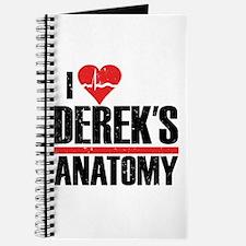 I Heart Derek's Anatomy Journal