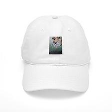 Cat, animal, art, Baseball Cap
