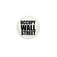 Occupy Wall Street Mini Button (100 pack)