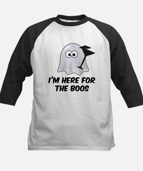 I'm here for the BOOS Kids Baseball Jersey