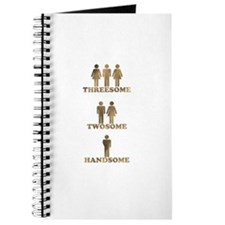 Threesome - Twosome - Handsome Journal