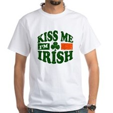 Kiss Me Im Irish Shirt