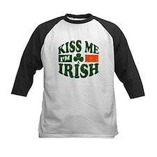 Kiss Me Im Irish Tee