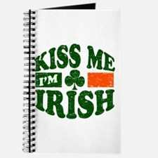 Kiss Me Im Irish Journal