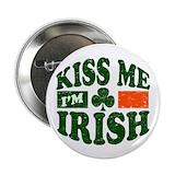 Kiss me im irish Single