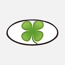 Lucky Irish Four Leaf Clover Patches