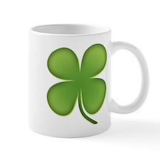 Lucky Irish Four Leaf Clover Mug