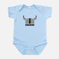 Viking helmet Infant Bodysuit