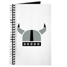 Viking helmet Journal