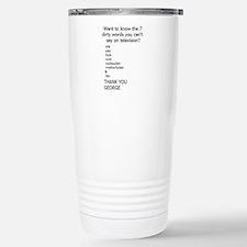 Cute 7 Travel Mug