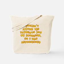 Repossessed Tote Bag