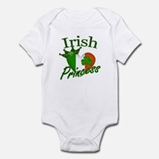 Irish Princess St Patricks Day Infant Bodysuit