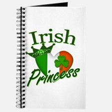 Irish Princess St Patricks Day Journal